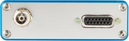 M-LINK (Sortie analogique et entrée détecteur)