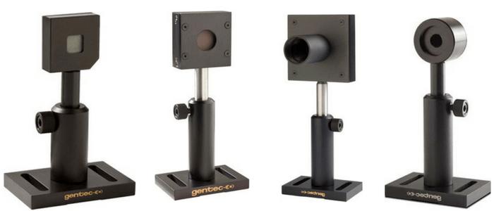 gentec-eo laser power detectors