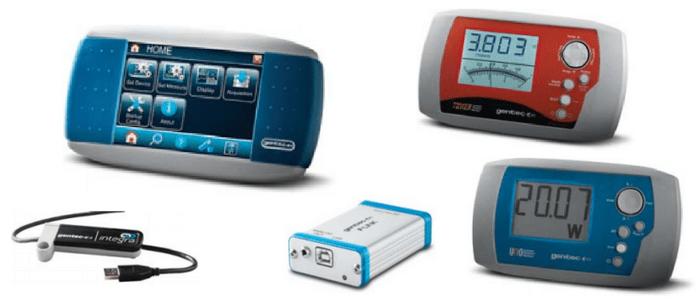 gentec-eo laser power meters