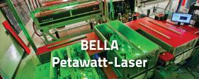 BELLA Petawatt-Laser von LBL mit Gentec-EO-Kalorimetern ausgestattet
