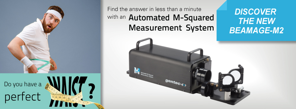 Beamage-M2 Beam Quality Measurement System